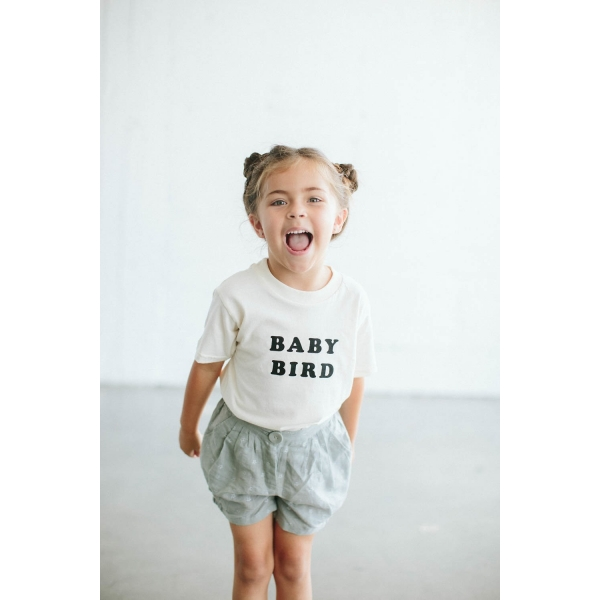 The Bee & The Fox Baby Bird, T-shirt