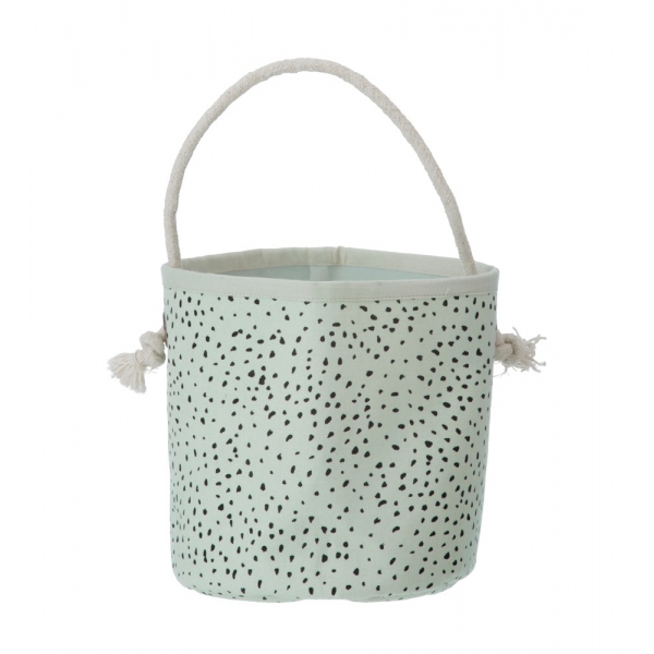 Ferm LIVING Mini Dot basket mini