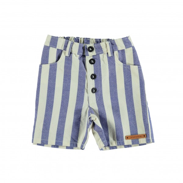 Piupiuchick Shorts, stripes, 3Y-8Y