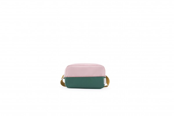 Sticky Lemon Gürteltasche Hip bag Fanny LARGE, green/pink/gold