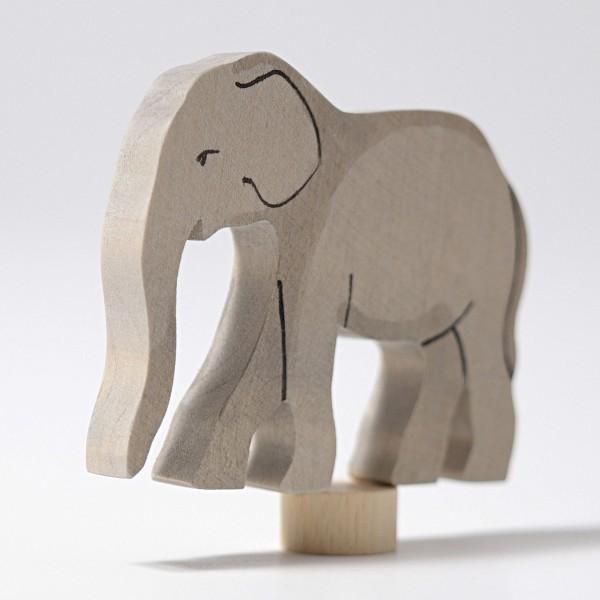 Grimms,Steckfigur Elefant