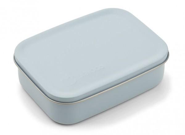 "Liewood Lunchbox ""Jimmy"", Sea Blue"