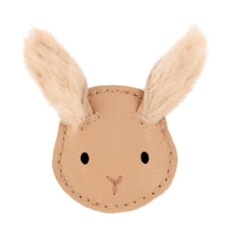 Donsje Josy Hairclip Exclusive , Haarspange Winter Bunny