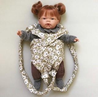 Elselil Puppe-Babytrage Liberty May Marris