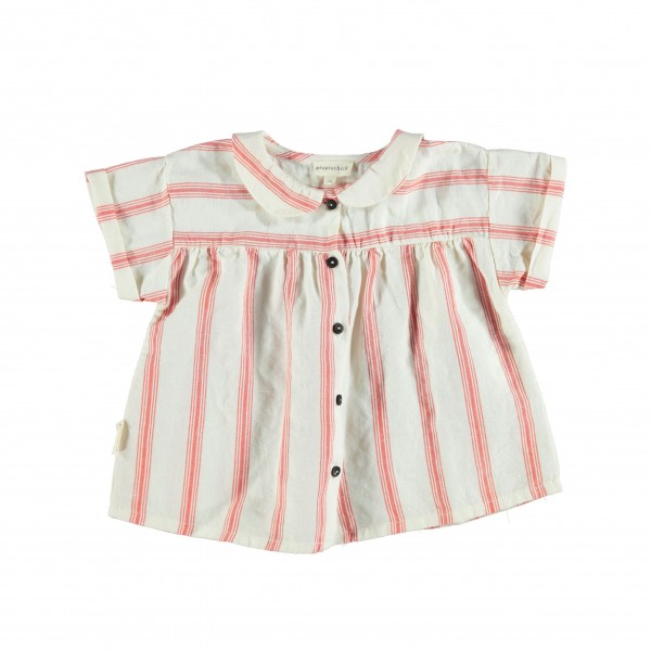 Peter Pan Blouse, 6 M- 24M