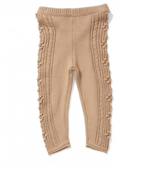 "konges slojd ""Cabby"" Pants, Strickhose, Moonlight"