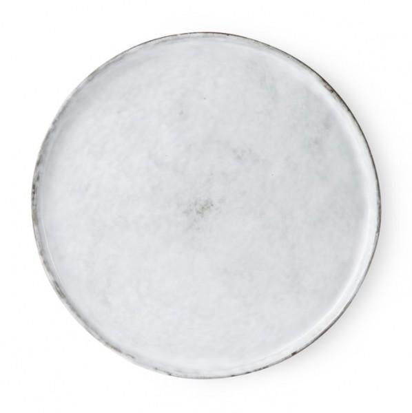 HK living Essteller Keramik, grau