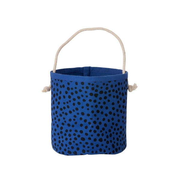 Ferm LIVING Blue Billy Basket mini