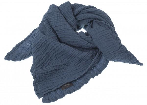 Wayda Tuch lucy blue, medium