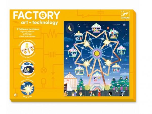 "Djeco Factory ""Da Oben"""