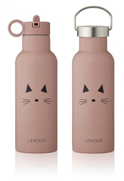"""Liewood Trinkflasche """"Neo"""", Cat, Rose"""