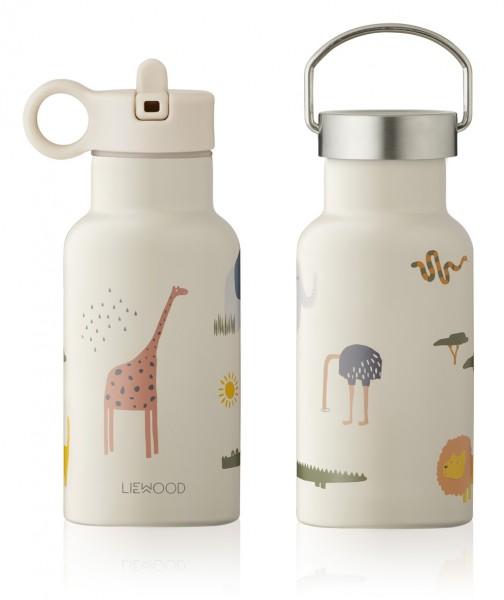 "Liewood Trinkflasche ""Anker"", Safari sandy mix"