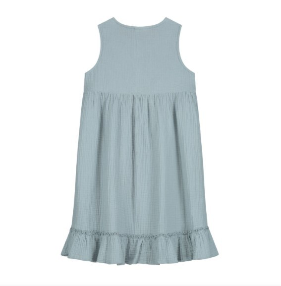 Daily Brat Kleid Moon, Pearl Blue