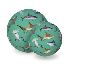 Crocodile Creek Ball 13 cm - Sharks