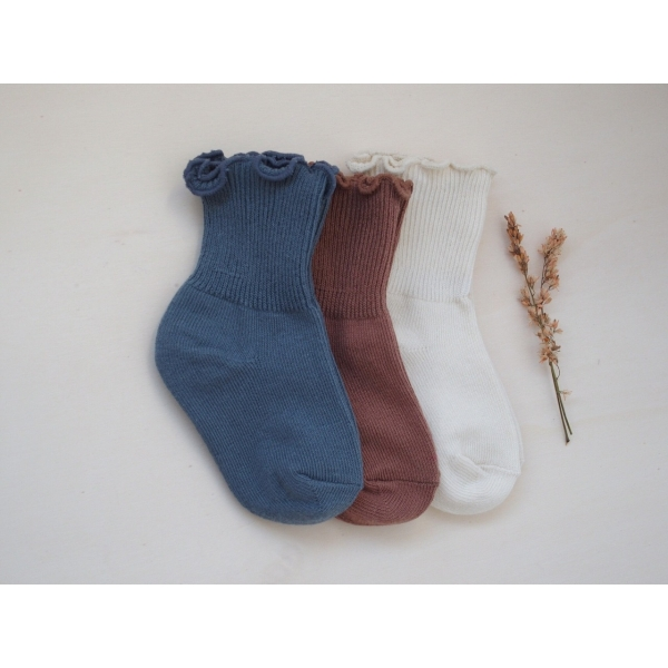 Mikanu Socken - blau