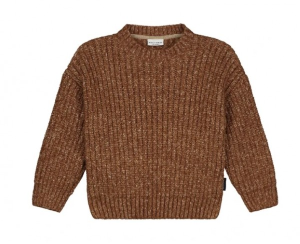 Daily Brat Nimbus Sweater, Forest brown