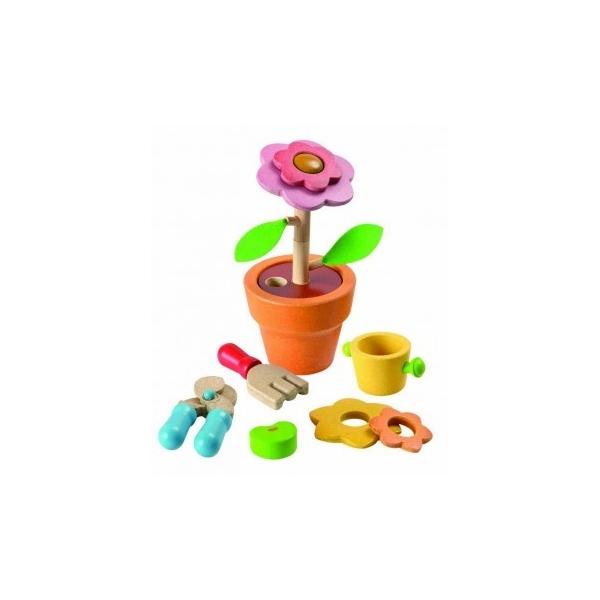 Plan Toys Meine Blumen Set