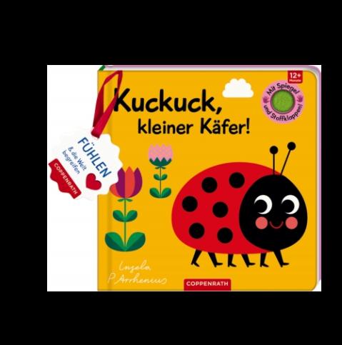 Kuckkuck, kleiner Käfer!