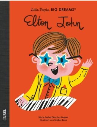 Little People, BIG DREAMS - Elton John