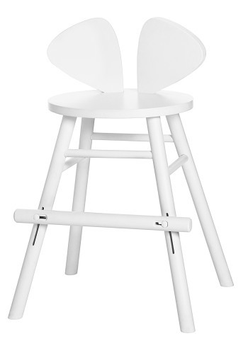 Nofred Mouse Chair Junior White