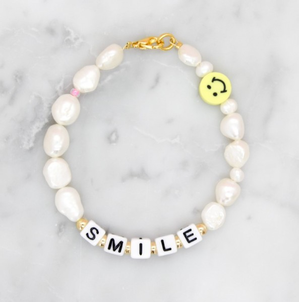 Armband Smile