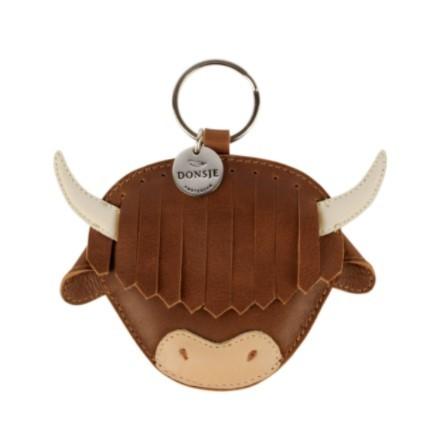 Schlüsselanhänger Exclusive Wookie Chain, Highland Cow