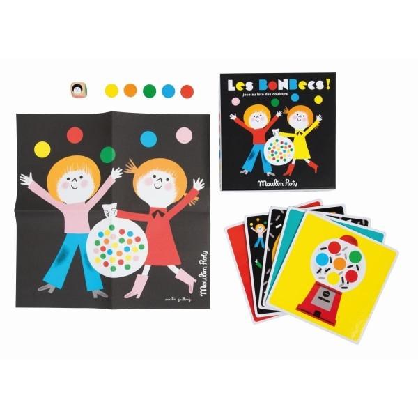 Moulin Roty Lotto Spiel - Les Bonbecs les Bambins