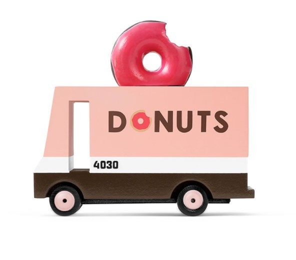 Candylab - Candycar, Candyvan, Donut Van