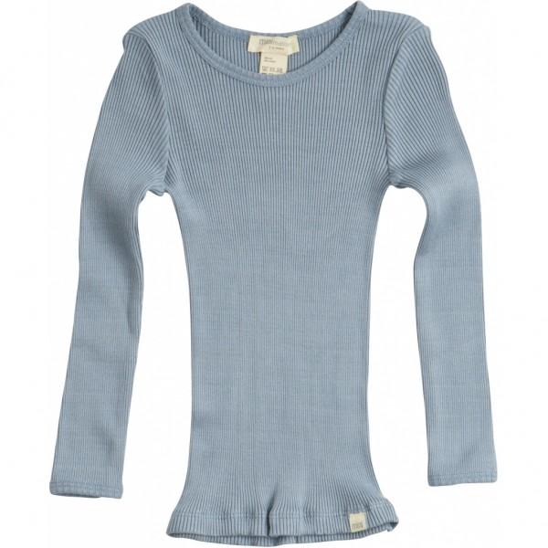 minimalisma Shirt Bergen, Clear Blue