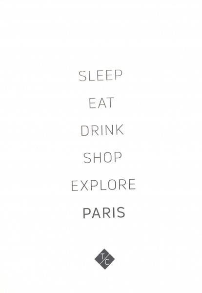 City Guide - Paris