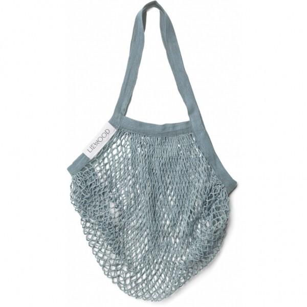 Liewood Mesi mesh bag, Netztasche, sea blue