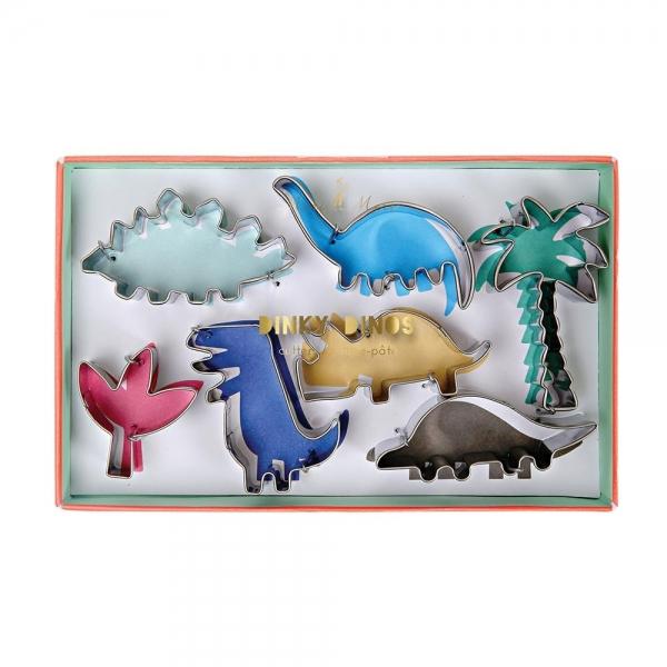Meri Meri Keks Ausstecher, Dinosaurier