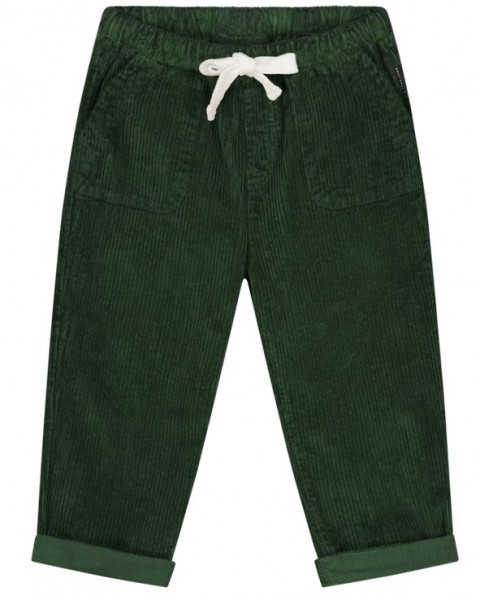 Daily Brat Ewan Corduroy Pants, Olive Rose