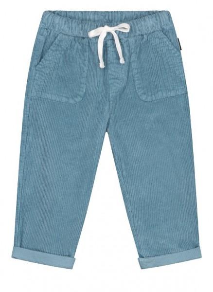 Daily Brat Ewan Corduroy Pants, Forest Blue