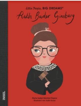 Little People, BIG DREAMS - Ruth Bader Ginsburg