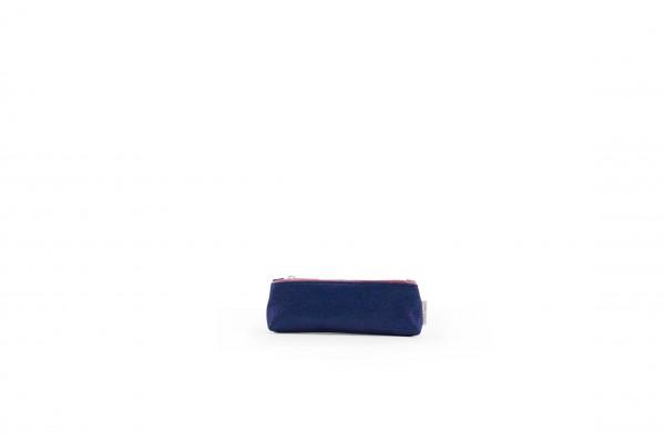 Sticky Lemon Glitter Etui, Blue