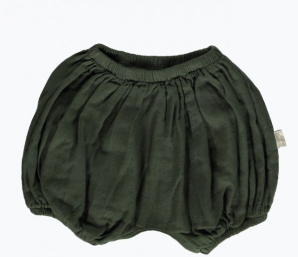 Poudre Organic Bloomer Forest Green