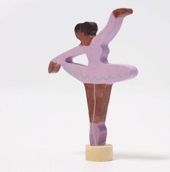 Grimms,Steckfigur Ballerina Fliederduft