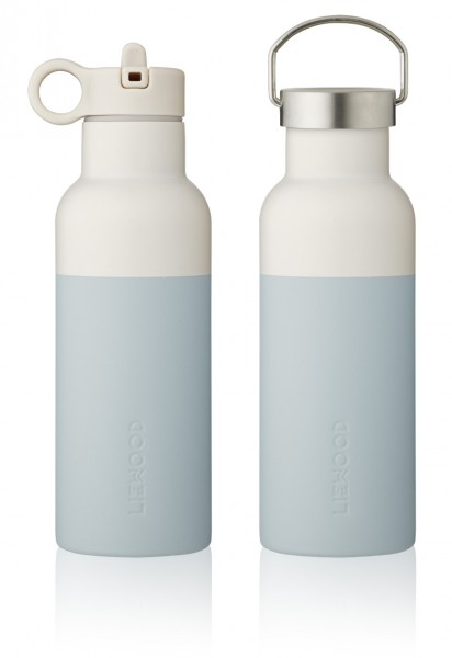 "Liewood Trinkflasche ""Neo"", Sea Blue/Sandy mix"