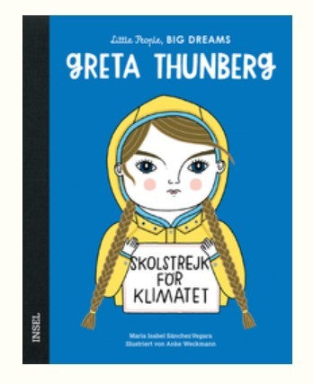 Little People, BIG DREAMS - Greta Thunberg