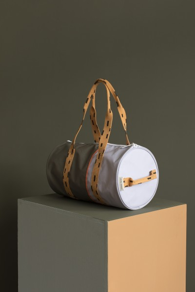 Sticky Lemon Duffle Bag