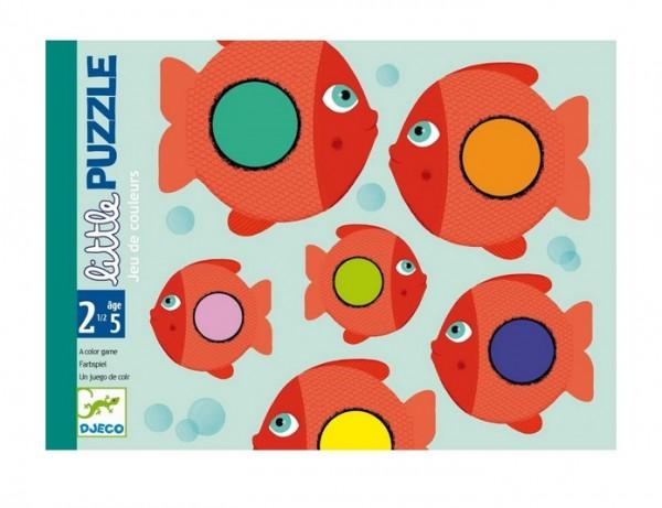 """Djeco Kartenspiel """"Little Puzzle"""""""