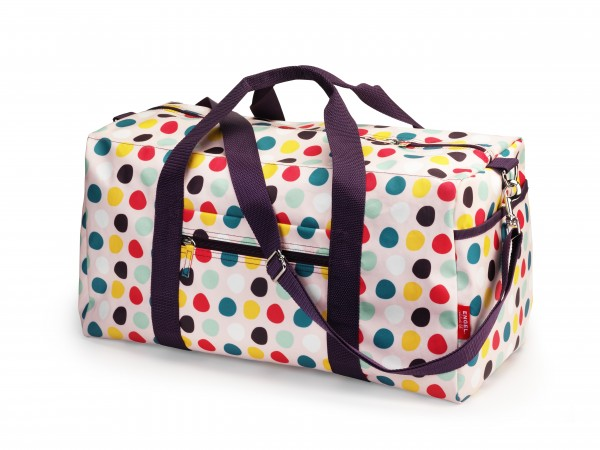 ENGEL. Weekend bag Dots