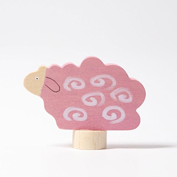 Grimms,Steckfigur liegendes Schaf