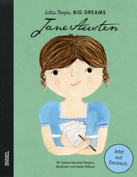 Little People, BIG DREAMS - Jane Austen