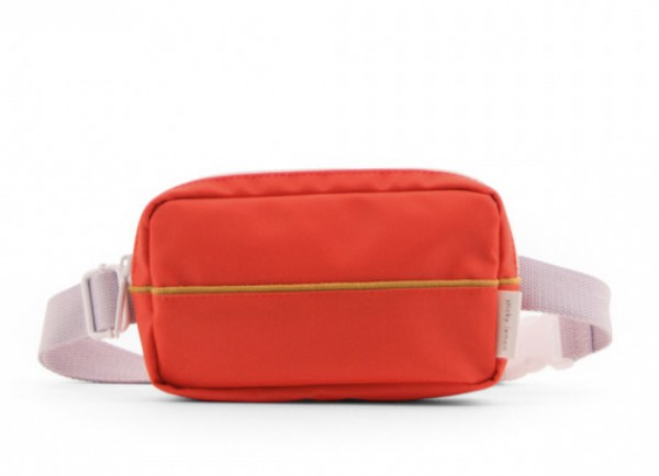 Sticky Lemon Gürteltasche Hip bag Fanny, sporty red