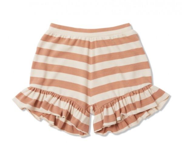 """konges slojd Shorts """"Bali Frill Shorts"""", Macaroon"""