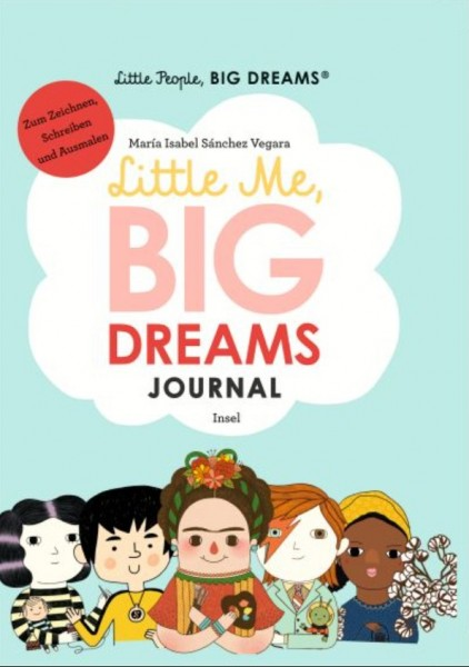 Little People, BIG DREAMS - Journal