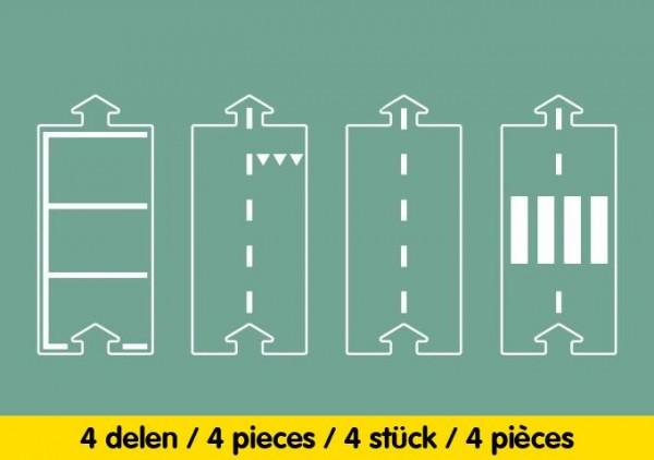 waytoplay Erweiterungsset Straßenteile