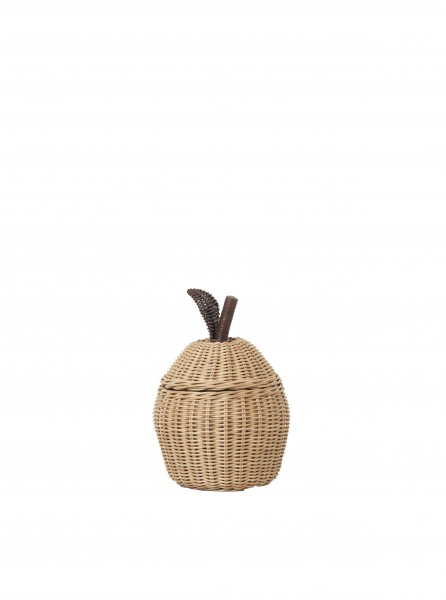 Ferm Living Korb Apfel, small